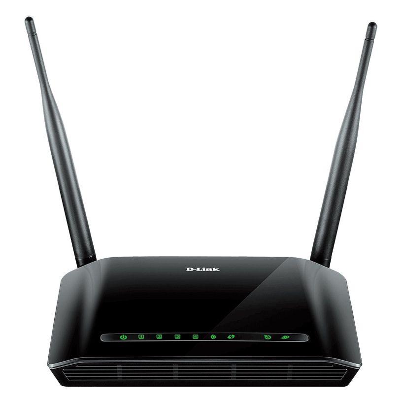 مودم روتر ADSL2plus دی-لینک مدل 2740U