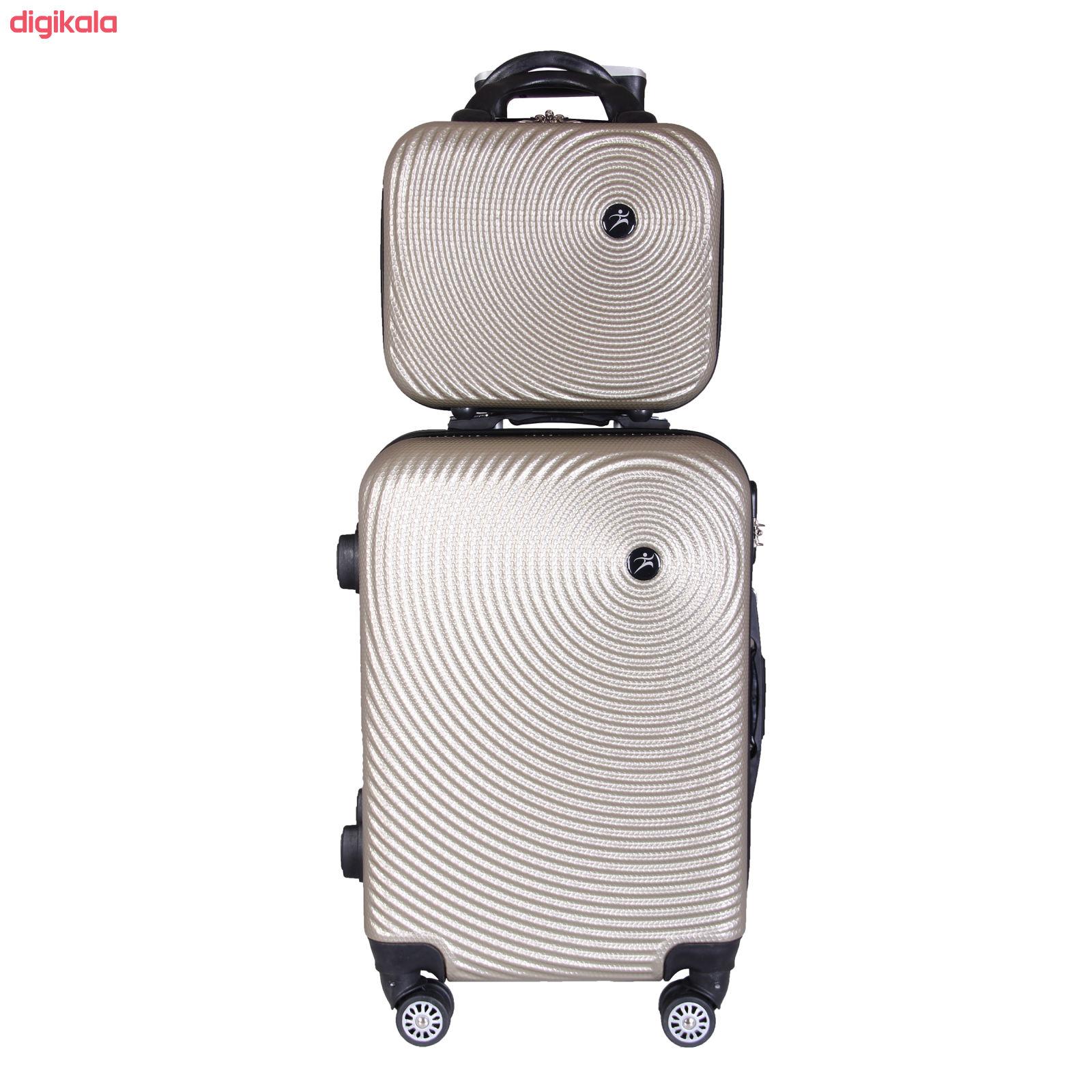 مجموعه چهار عددی چمدان اسپرت من مدل NS001 main 1 49