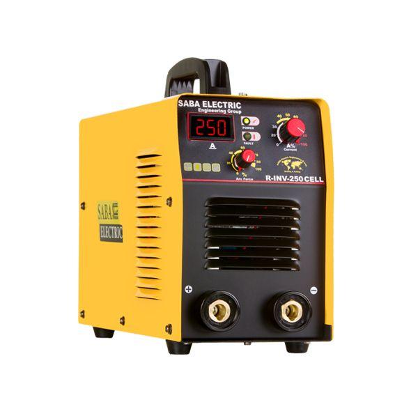 دستگاه جوش 250 آمپر صبا الکتریک مدل R-INV-25 CELL