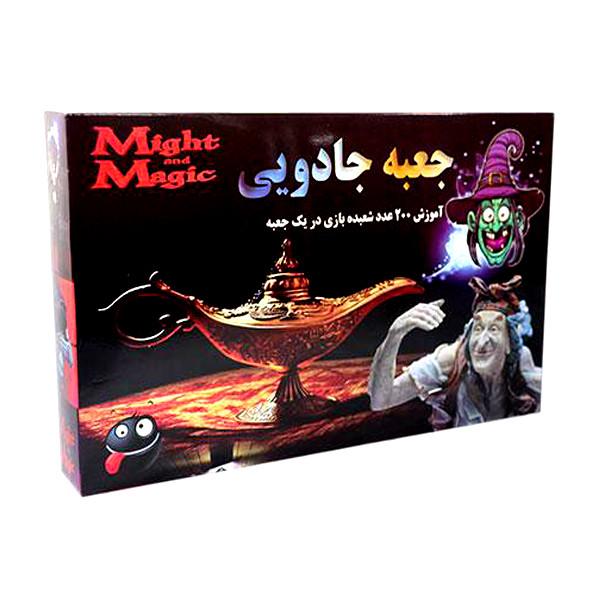 ابزار شعبده بازی مدل might and magic کد 48