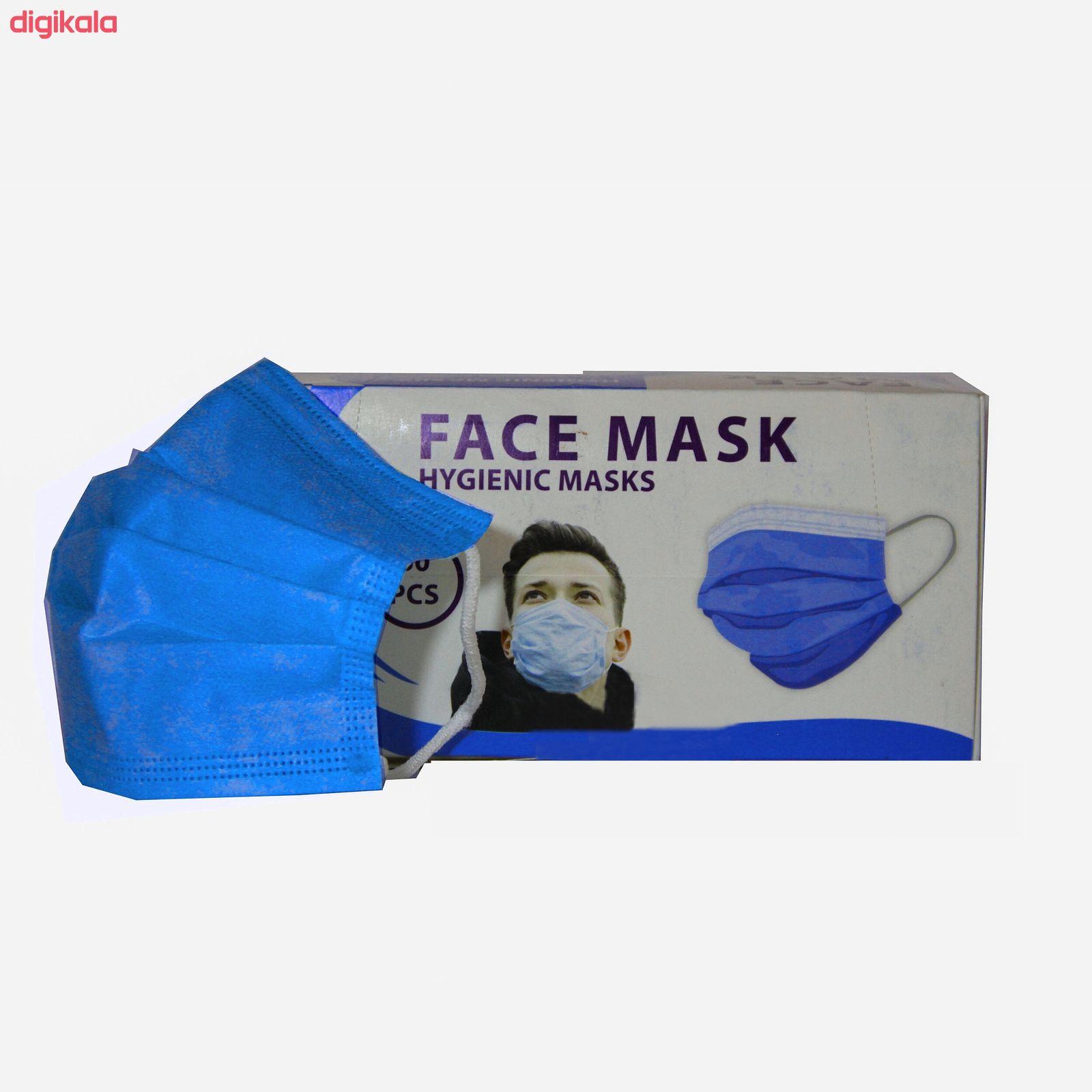 ماسک تنفسی مدل 3270 بسته 50 عددی main 1 6