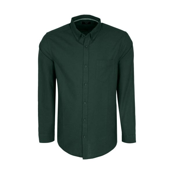 پیراهن مردانه کالینز مدل CL1035946-DARKGREEN