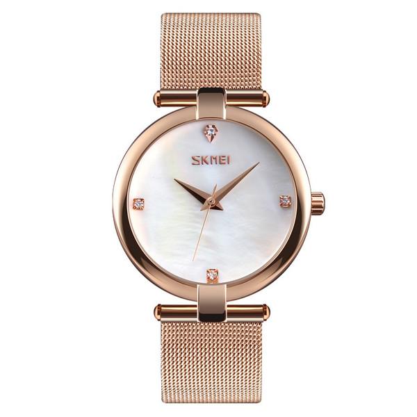 ساعت مچی عقربه ای زنانه اسکمی مدل 77-91
