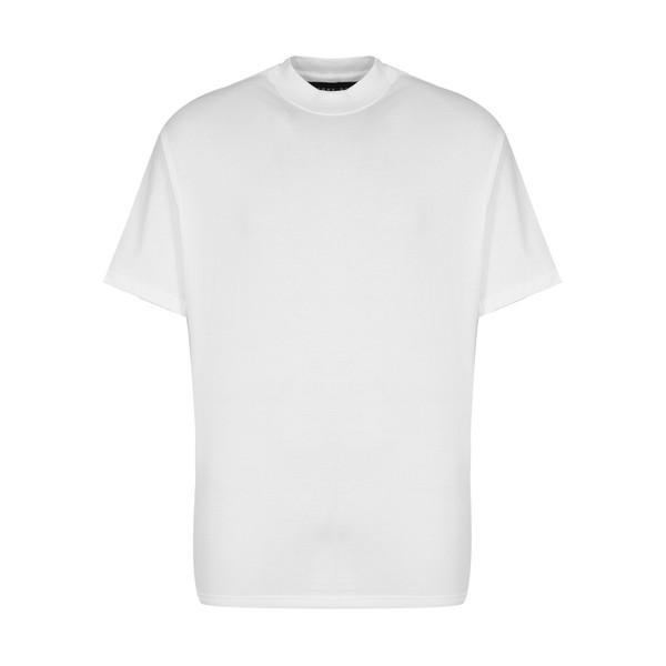 تیشرت آستین کوتاه مردانه گری مدل H20