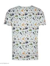 ست تی شرت و شلوارک راحتی مردانه مادر مدل 2041110-07 -  - 5
