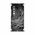 برچسب پوششی ماهوت مدل Black Printed Circuit Board-FullSkin مناسب برای گوشی موبایل شیائومی Mi 10 5G