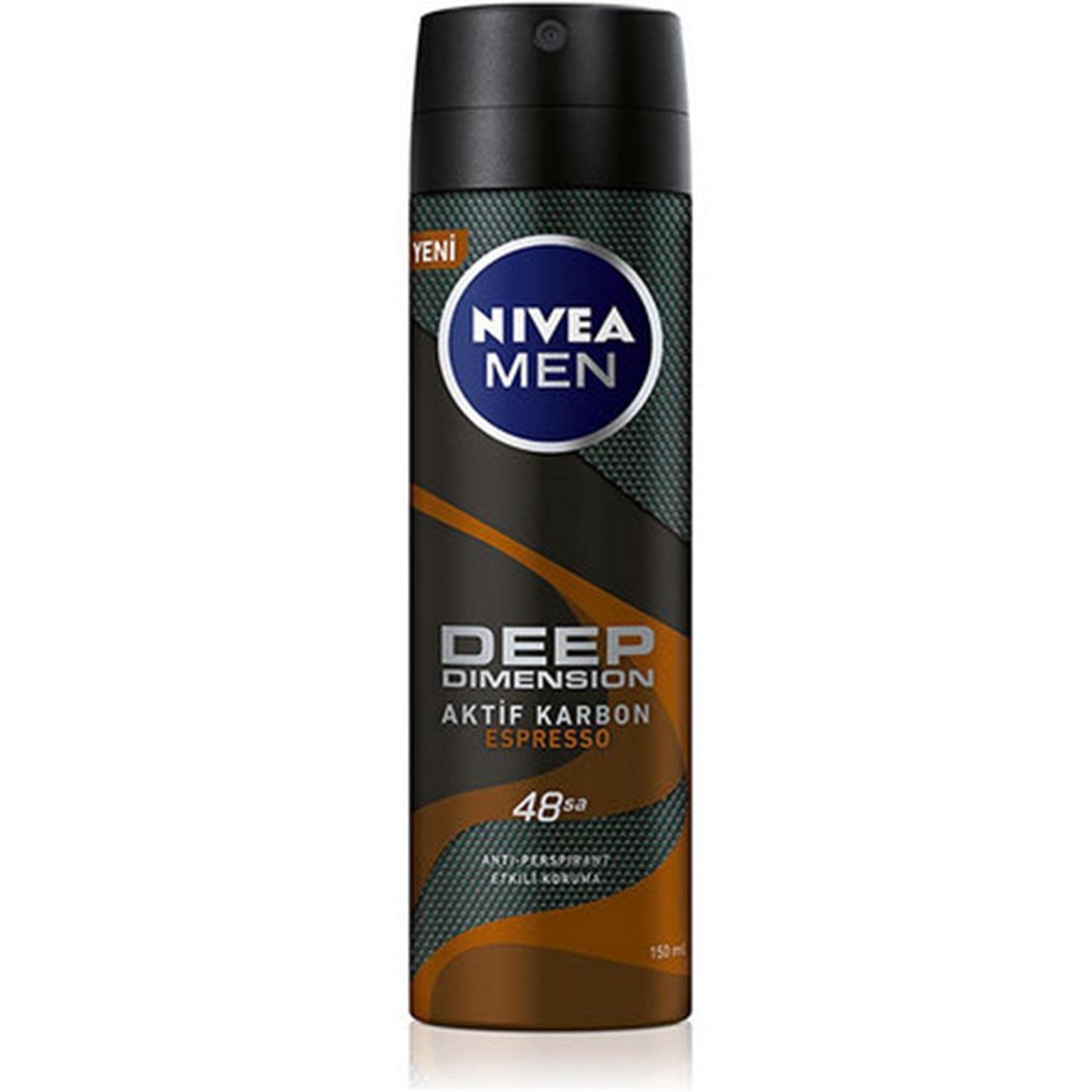 خرید                       اسپری ضد تعریق مردانه نیوآ سری deep مدل Espresso حجم 150 میلی لیتر