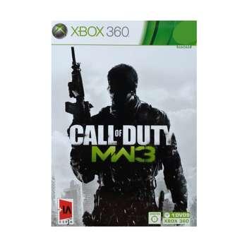 بازی کال آف دیوتی مدرن وارفار ۳ مخصوص Xbox 360