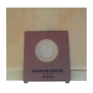 کیسه جارو برقی کد 05 بسته 5 عددی مناسب برای جاروبرقی بوش و پارس خزر