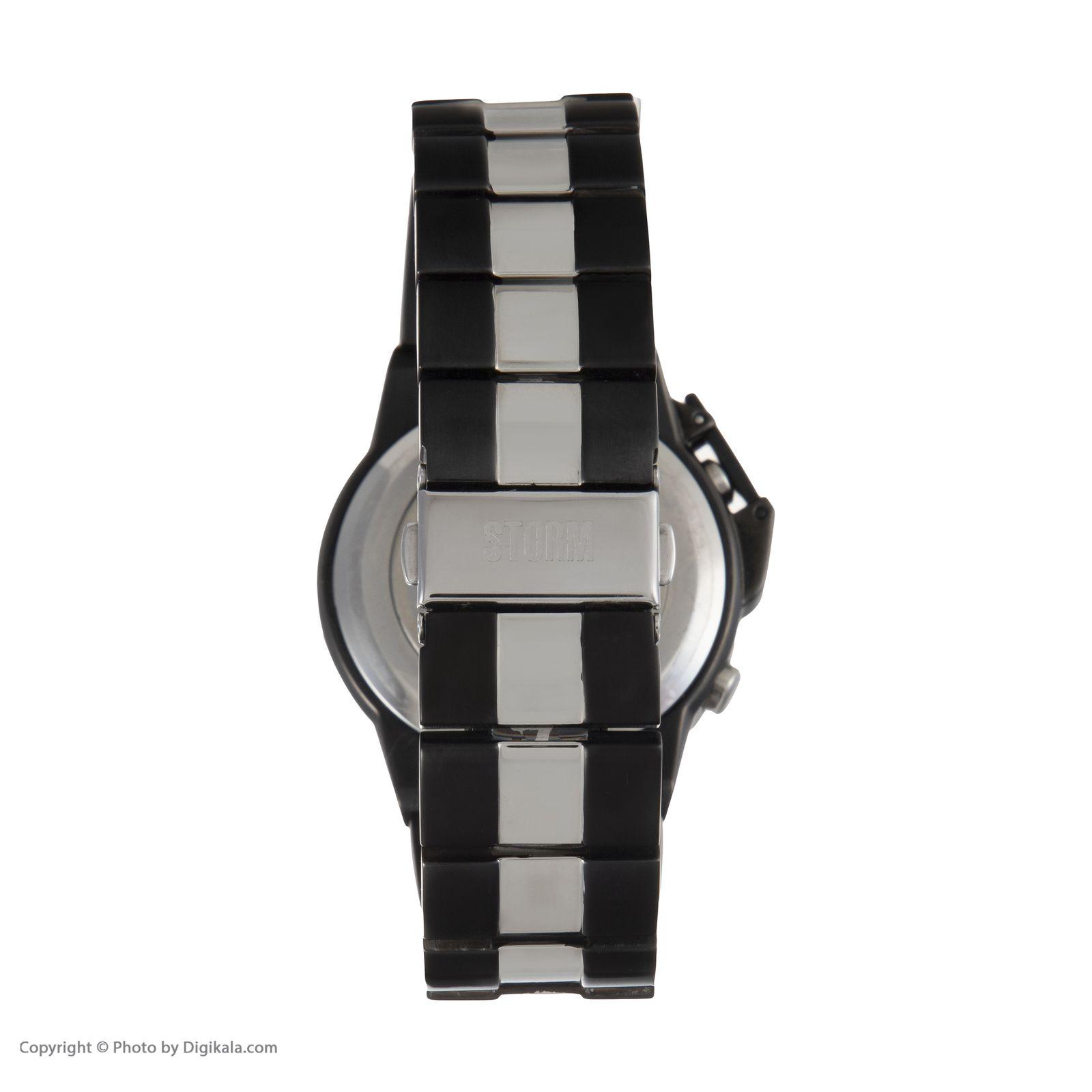 ساعت مچی دیجیتال مردانه استورم مدل ST 47160-SL -  - 6