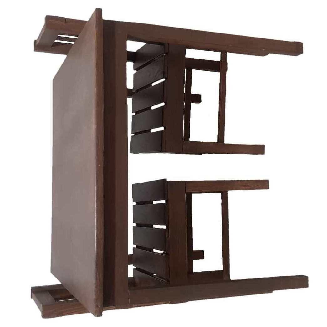 ست میز و صندلی کودک مدل براونی