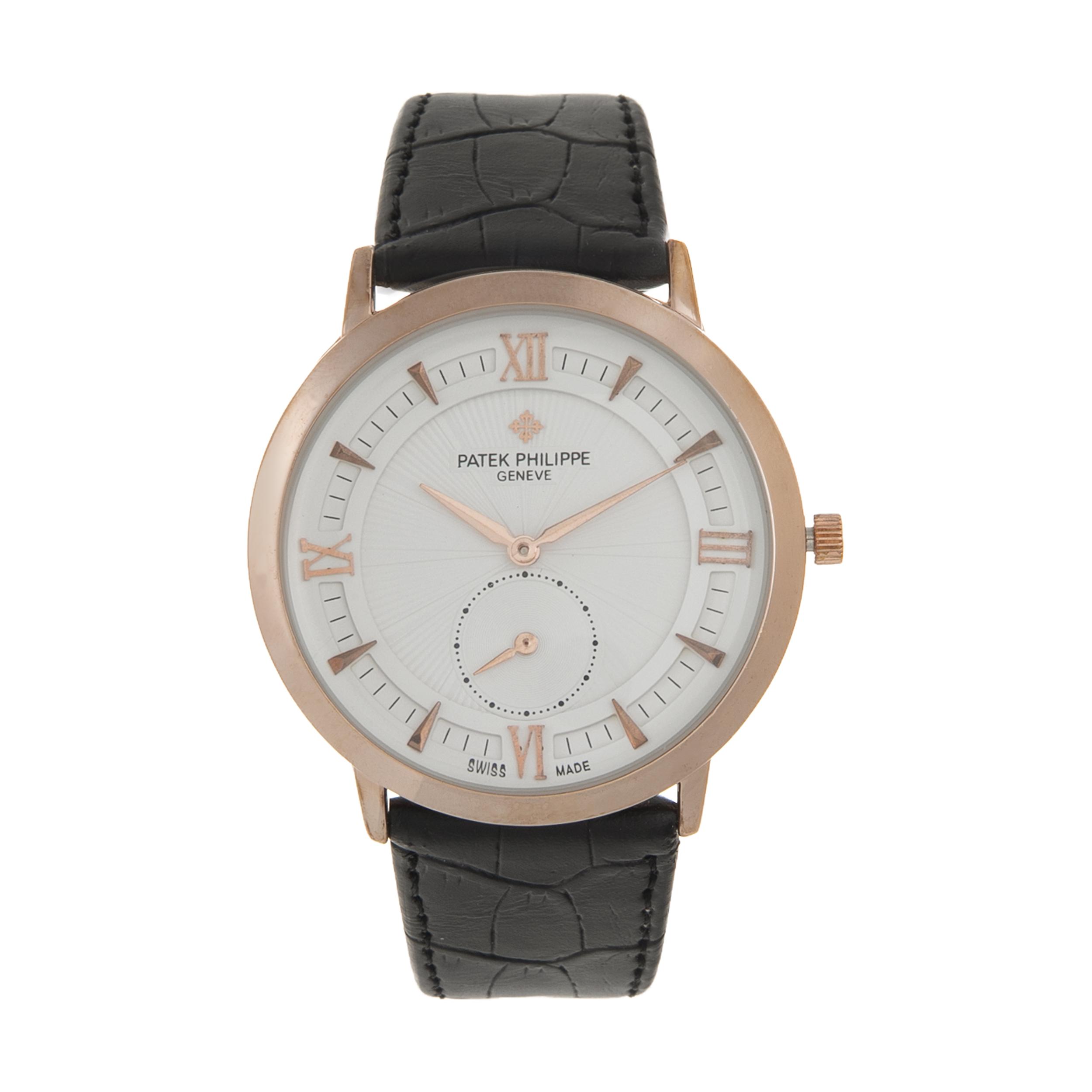 قیمت                      ساعت مچی عقربهای مردانه مدل Pat-p00505269a