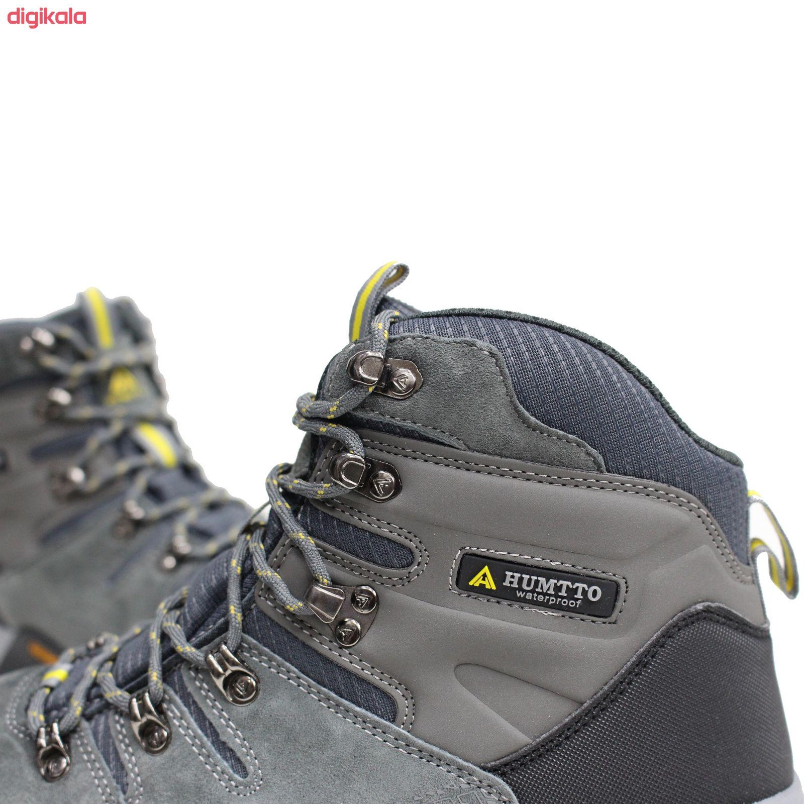 کفش کوهنوردی مردانه هامتو مدل 210473A-2 main 1 4