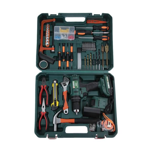 مجموعه 113 عددی ابزار پارکساید مدل R103000610