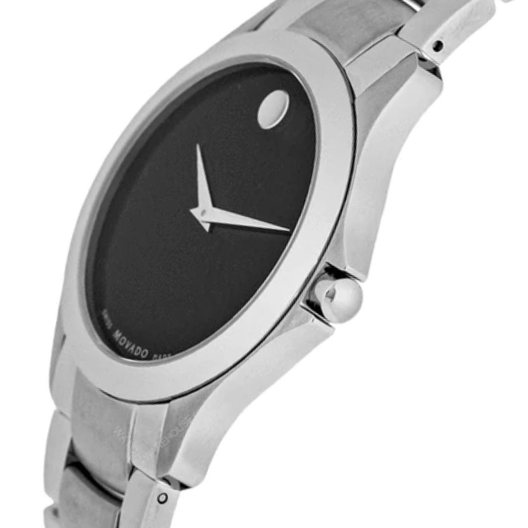 ساعت مچی عقربهای مردانه موادو مدل 0607032