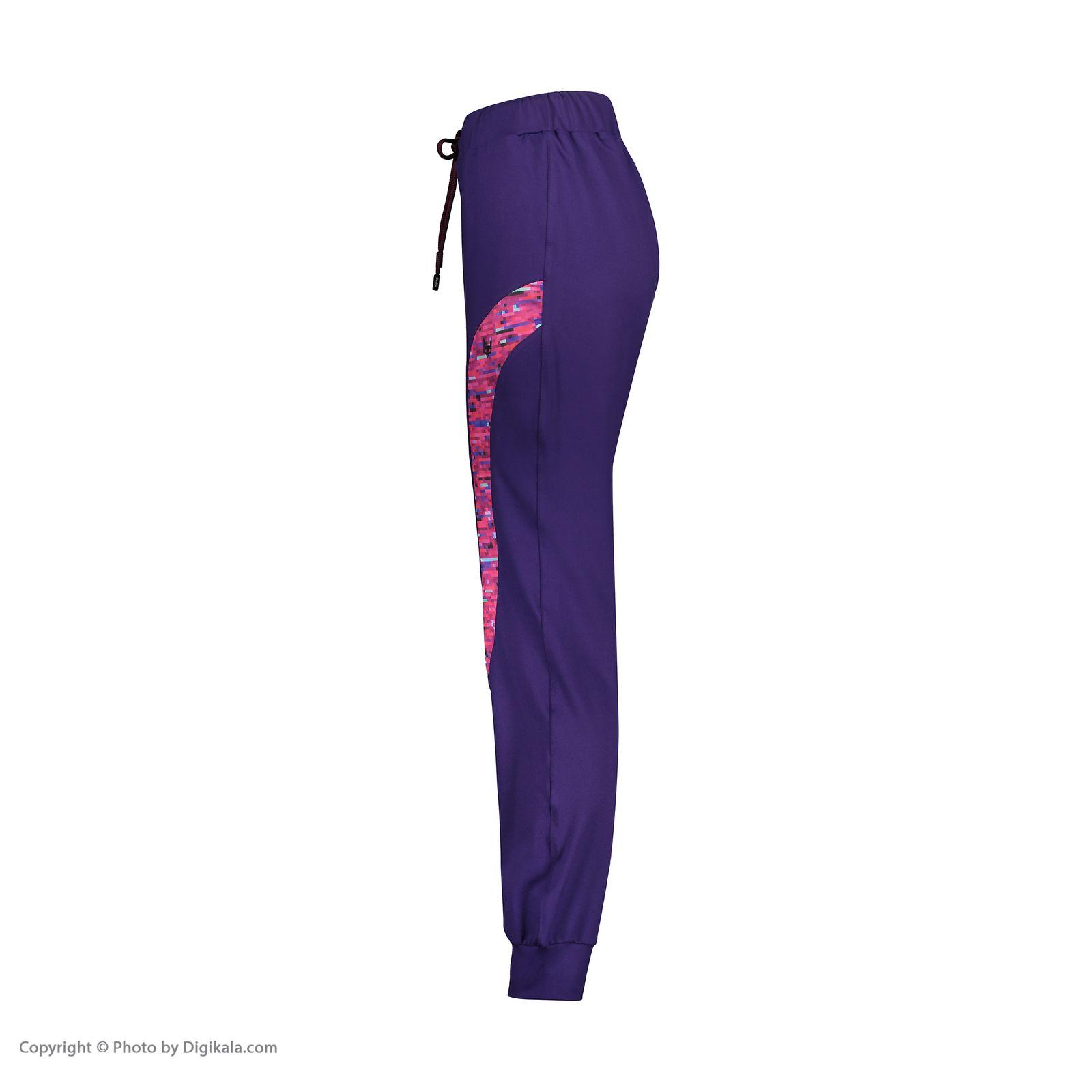 شلوار ورزشی زنانه مل اند موژ مدل W06458-012 -  - 4