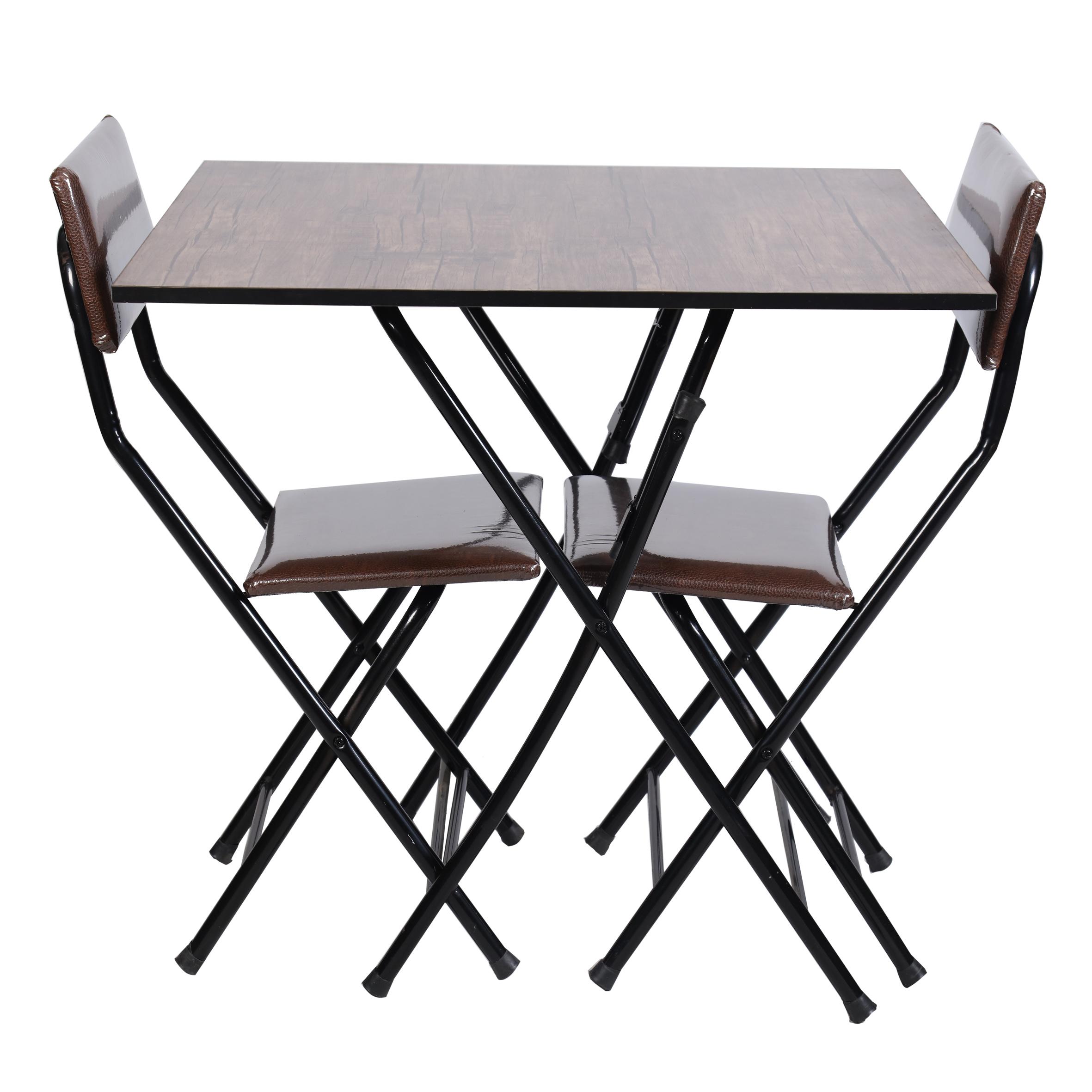 میز و صندلی ناهارخوری آریا گستر پارس مدل یاس 2