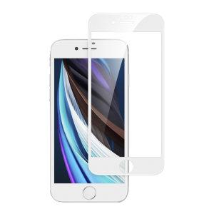 محافظ صفحه نمایش اي اِس آر مدل TGSP مناسب برای گوشی موبایل اپل iPhone SE / 7 / 8