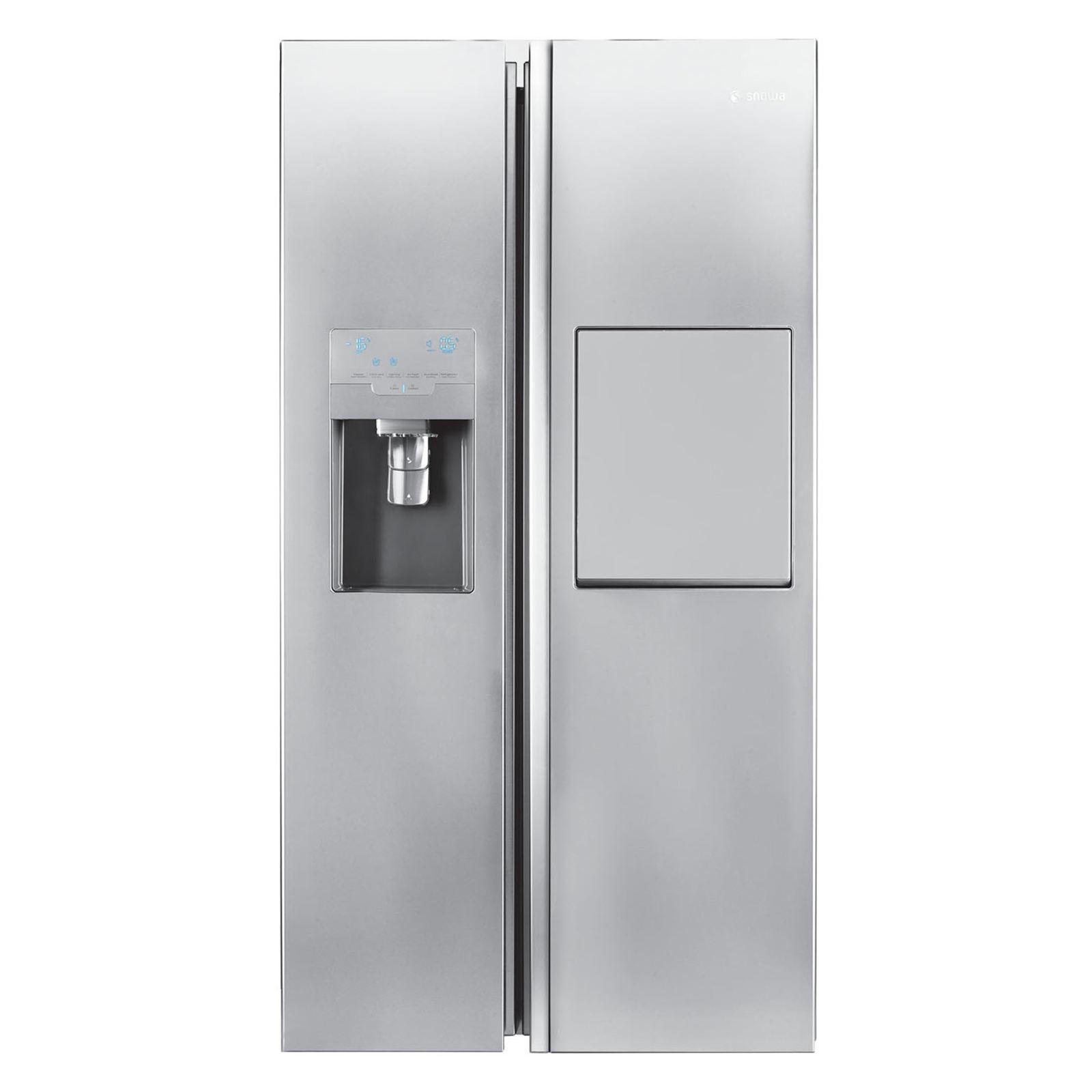 یخچال و فریزر ساید بای ساید اسنوا مدل S8-2352