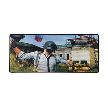 ماوس پد مخصوص بازی طرح PUBG مدل BATTLE-7032