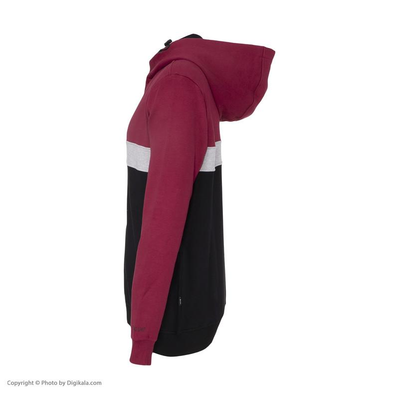 سویشرت ورزشی مردانه جامه پوش آرا مدل 4101289043-7099