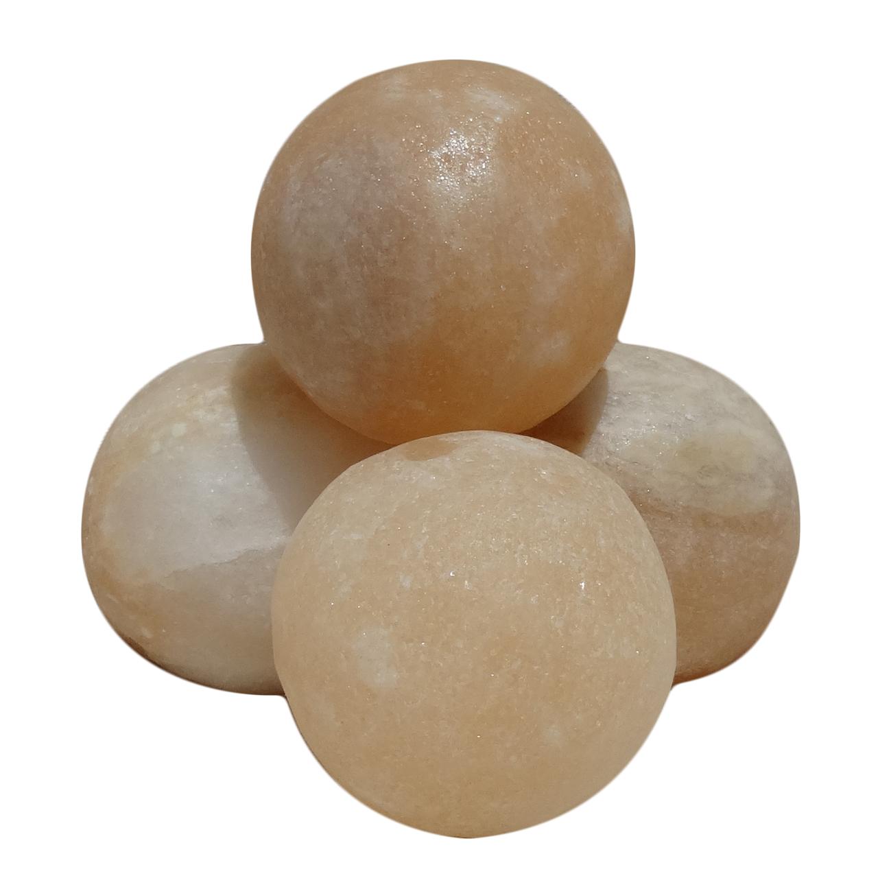 سنگ نمک ماساژ کد M03 بسته 4 عددی