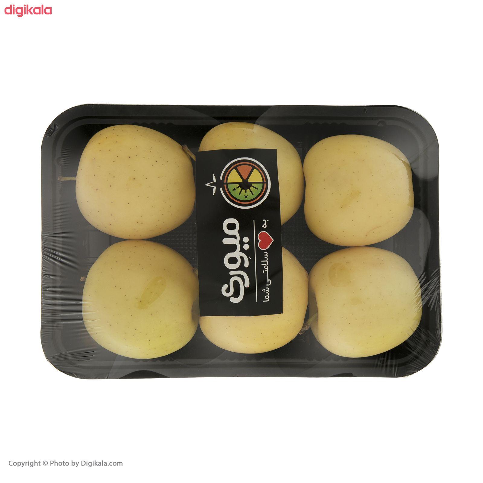 سیب زرد میوری - 1 کیلوگرم main 1 3