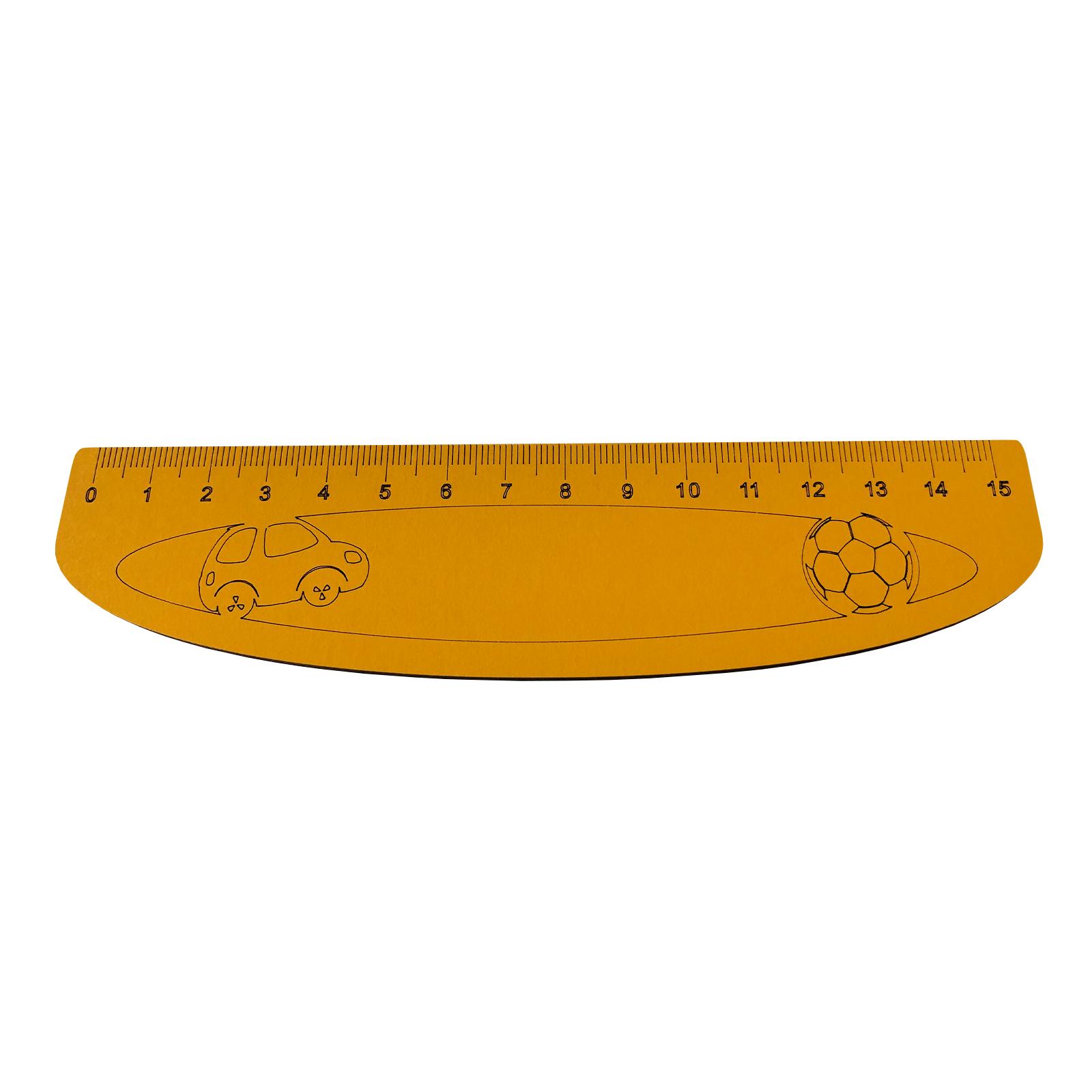 خط کش 15 سانتی متری کد kh9