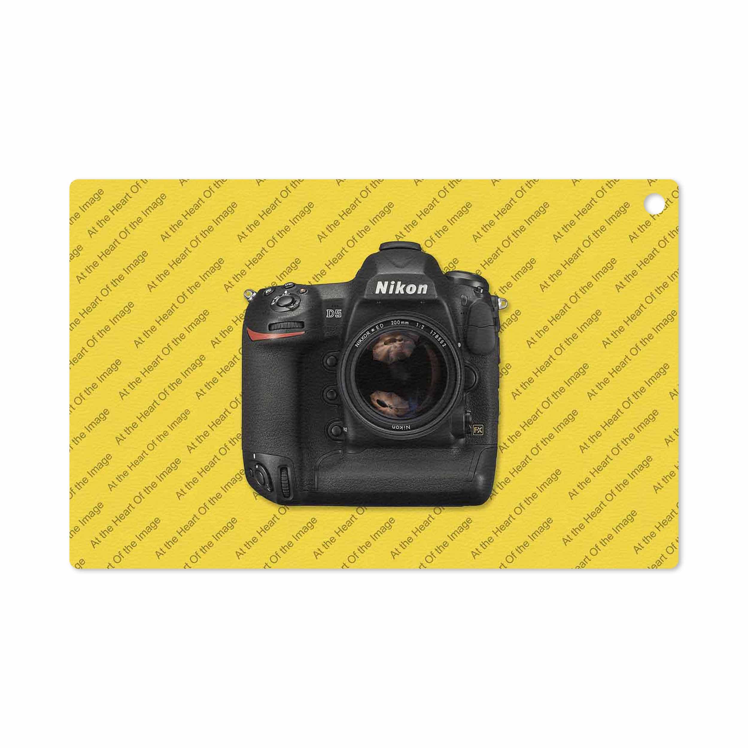 بررسی و خرید [با تخفیف]                                     برچسب پوششی ماهوت مدل Nikon-Logo مناسب برای تبلت سونی Xperia Z2 Tablet LTE 2014                             اورجینال