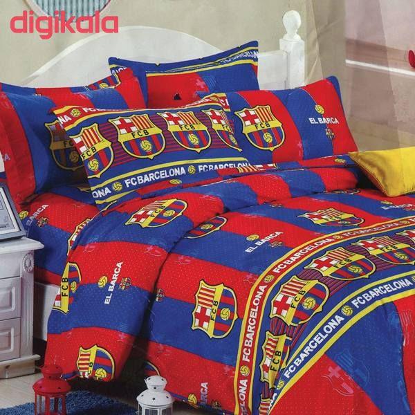 سرویس خواب طرح بارسلونا کد202 یک نفره 4 تکه main 1 1