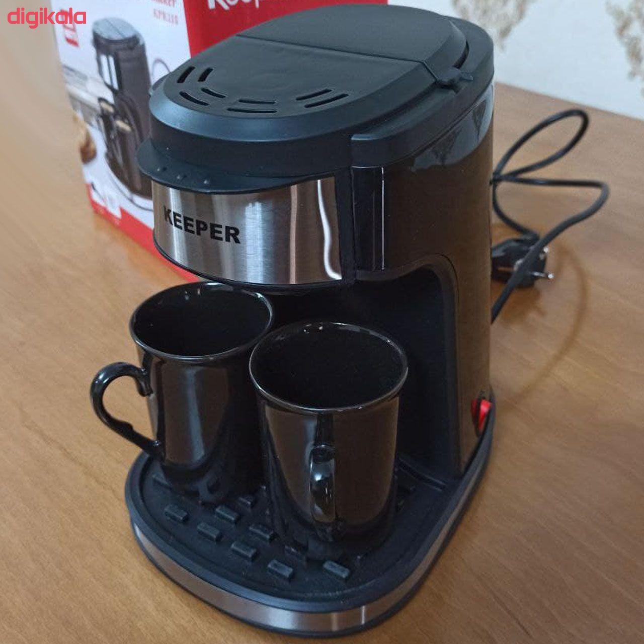 قهوه ساز کیپر مدل KPR115 main 1 2