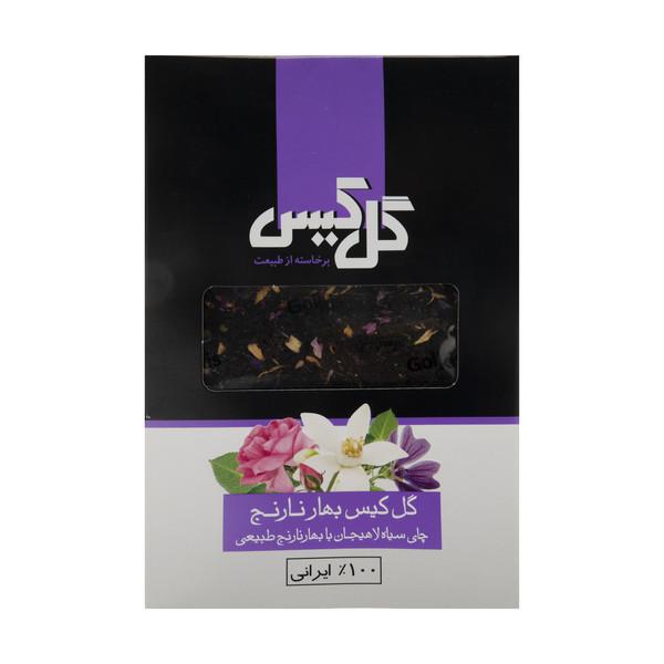 چای سیاه گل کیس با طعم بهار نارنج -  350 گرم