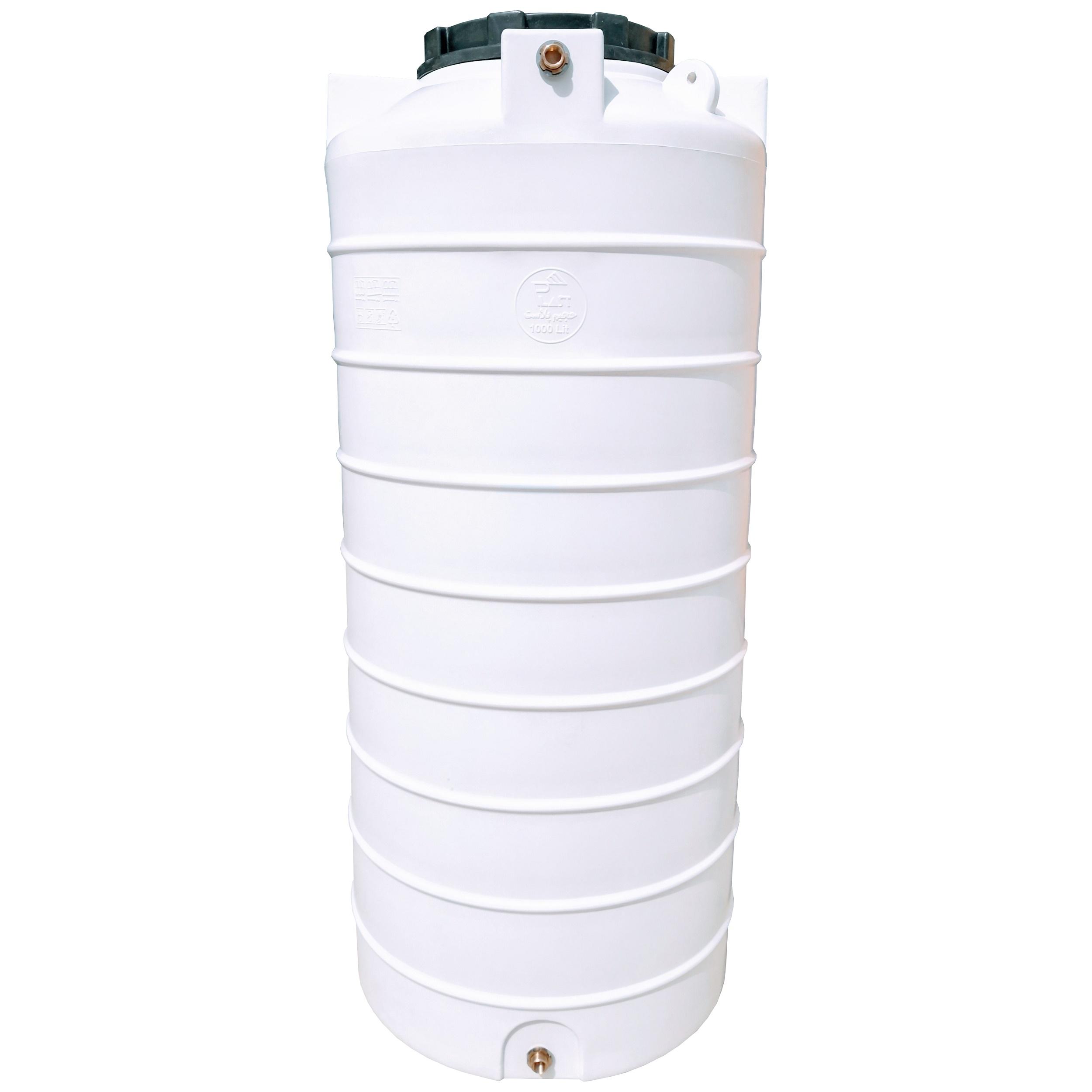 قیمت                                      مخزن آب حجیم پلاست مدل F25-113 ظرفیت 1000 لیتر