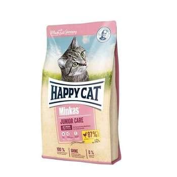 غذای خشک گربه هپی کت مدل JUNIOR CARE وزن 10 کیلوگرم