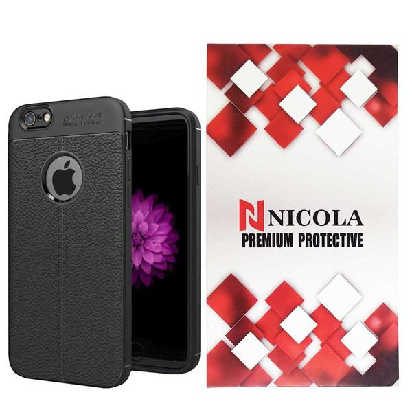 کاور نیکلا مدل N_ATO مناسب برای گوشی موبایل اپل Iphone 6/6s