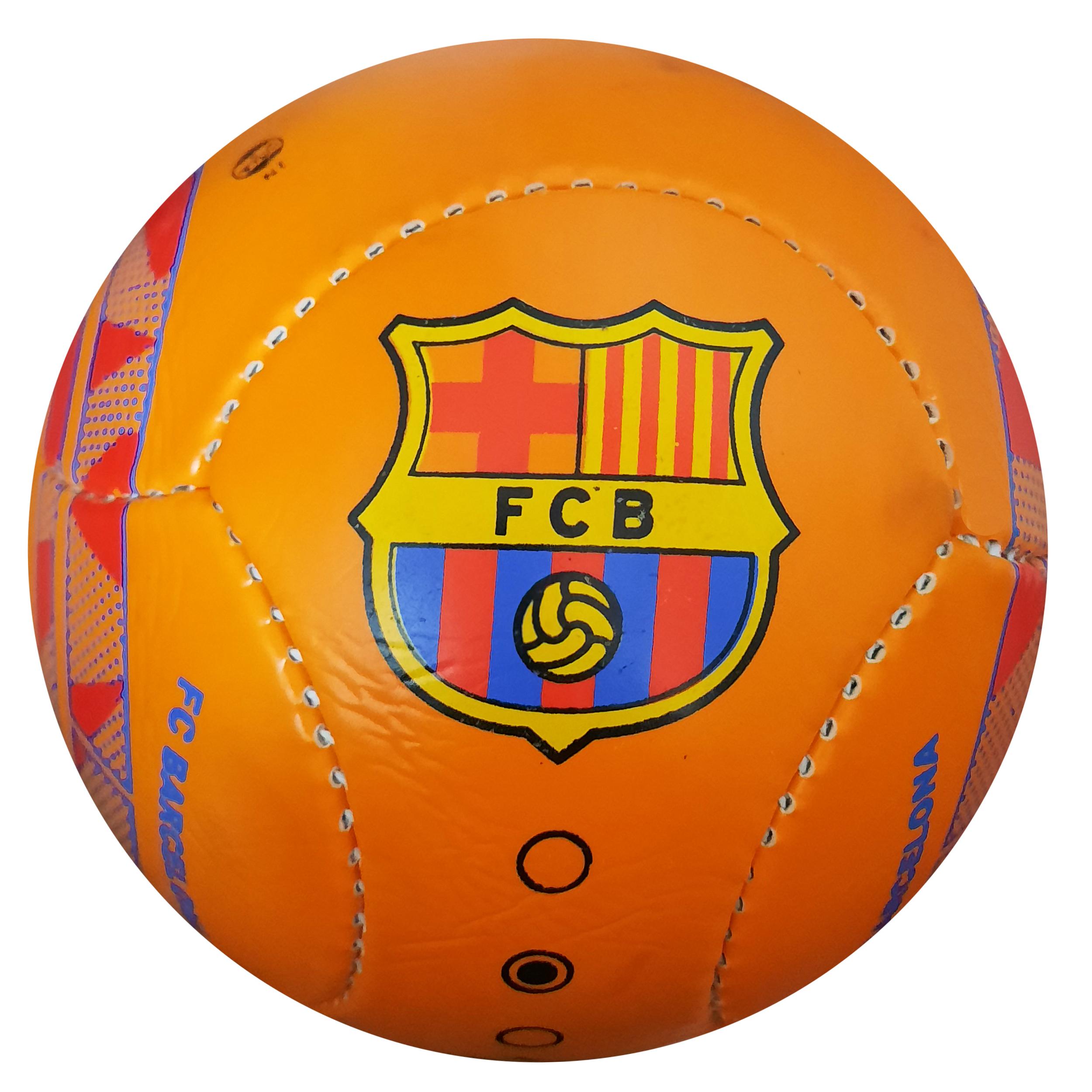 توپ فوتبال طرح بارسلونا مدل FC-2020
