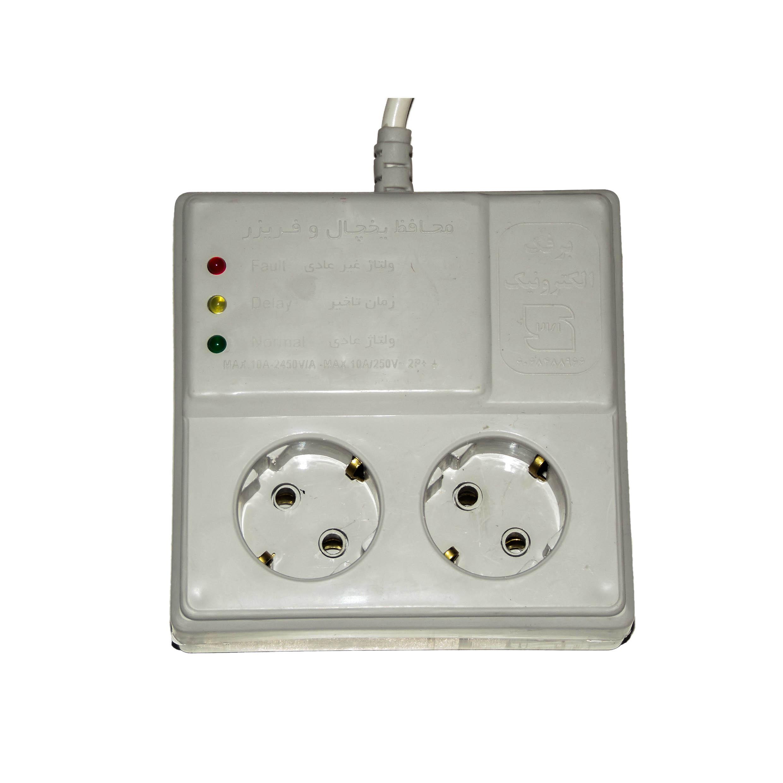 محافظ ولتاژ برفک الکترونیک مدل BTA1400