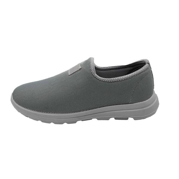 کفش پیاده روی زنانه پرفکت استپس مدل رامش رنگ طوسی
