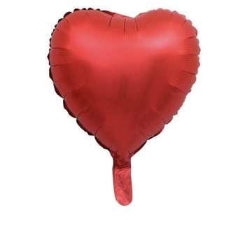 بادکنک فویلی طرح قلب کد 2233