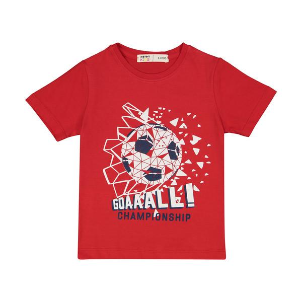 تی شرت پسرانه کوتون مدل 0YKB16255OK