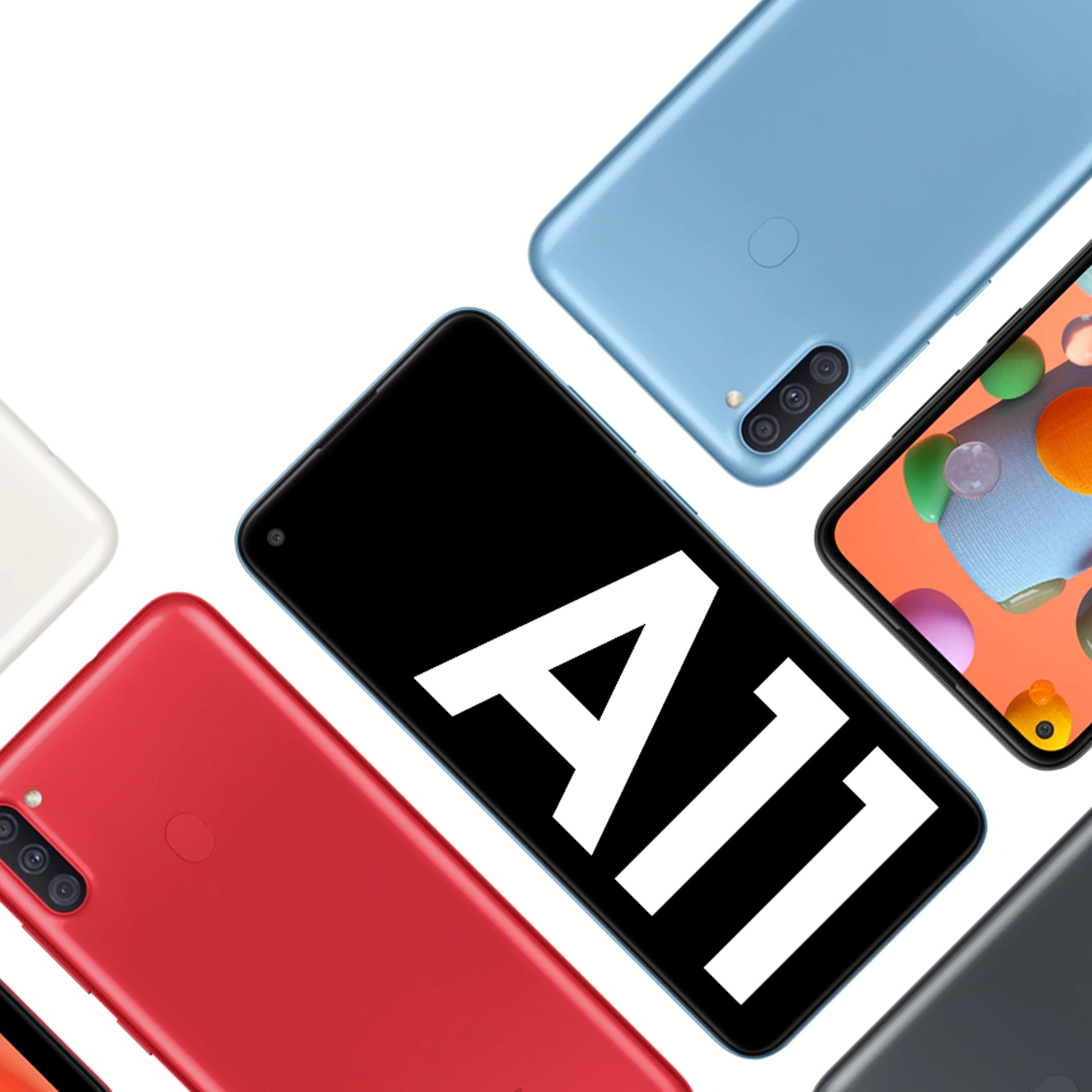 گوشی موبایل سامسونگ مدل Galaxy A11 SM-A115F/DS دو سیم کارت ظرفیت 32 گیگابایت با 2 گیگابایت رم main 1 7