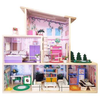 اسباب بازی مدل خانه عروسک مدل ۱۰۴