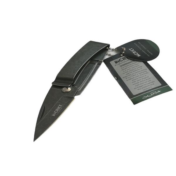 چاقوی سفری سی آر کی تی مدل 1075-A