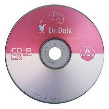 سی دی خام دکتر دیتا کد 11191 بسته 10 عددی