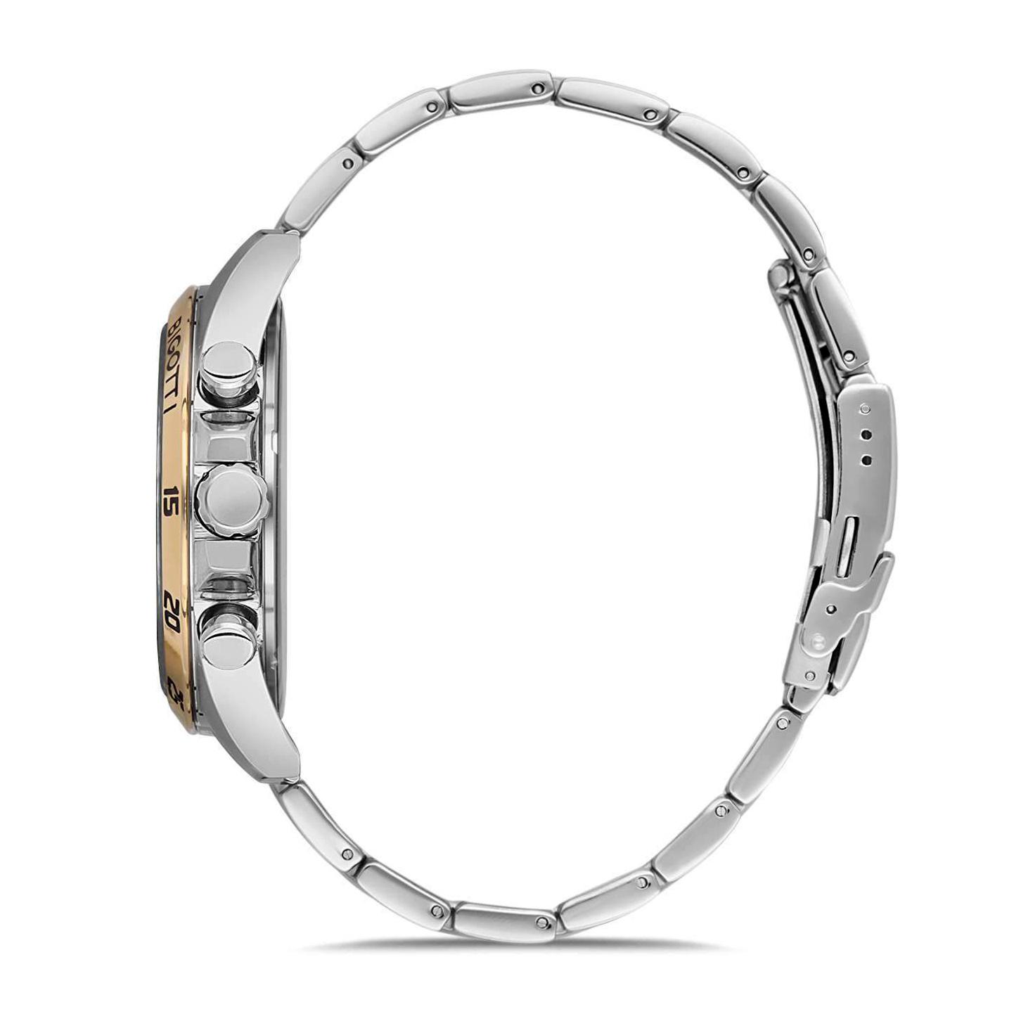 ساعت مچی عقربهای مردانه بیگوتی مدل BG.1.10173-5