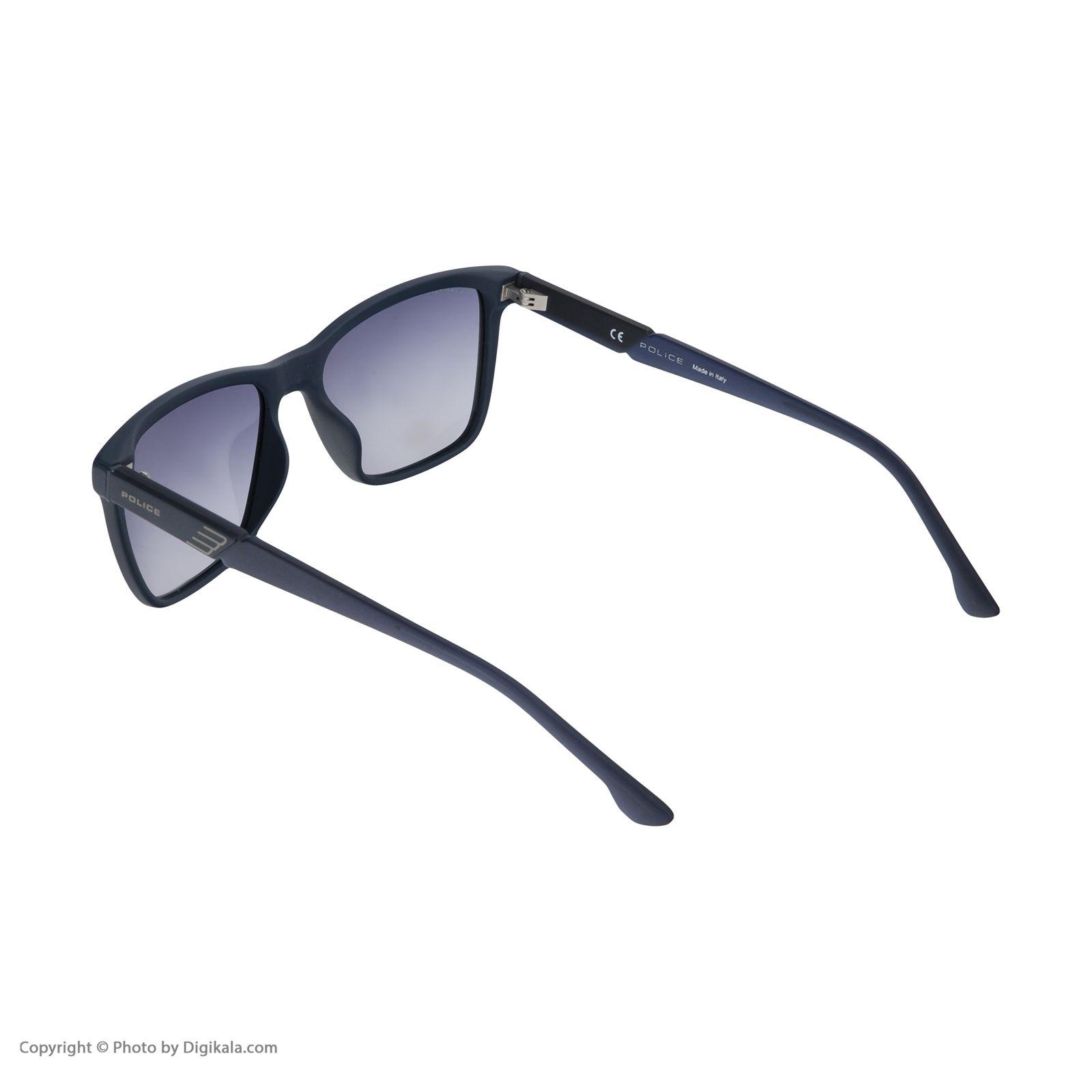 عینک آفتابی پلیس مدل SPL868M 477P -  - 5