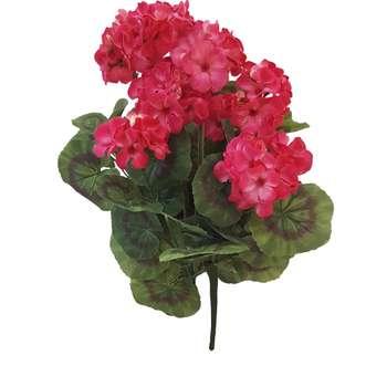 گل مصنوعی طرح شمعدانی کد LIRD55