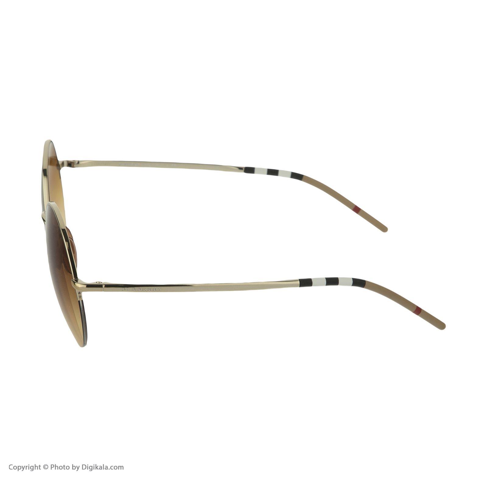 عینک آفتابی زنانه بربری مدل BE 3101S 11452L 54 -  - 6