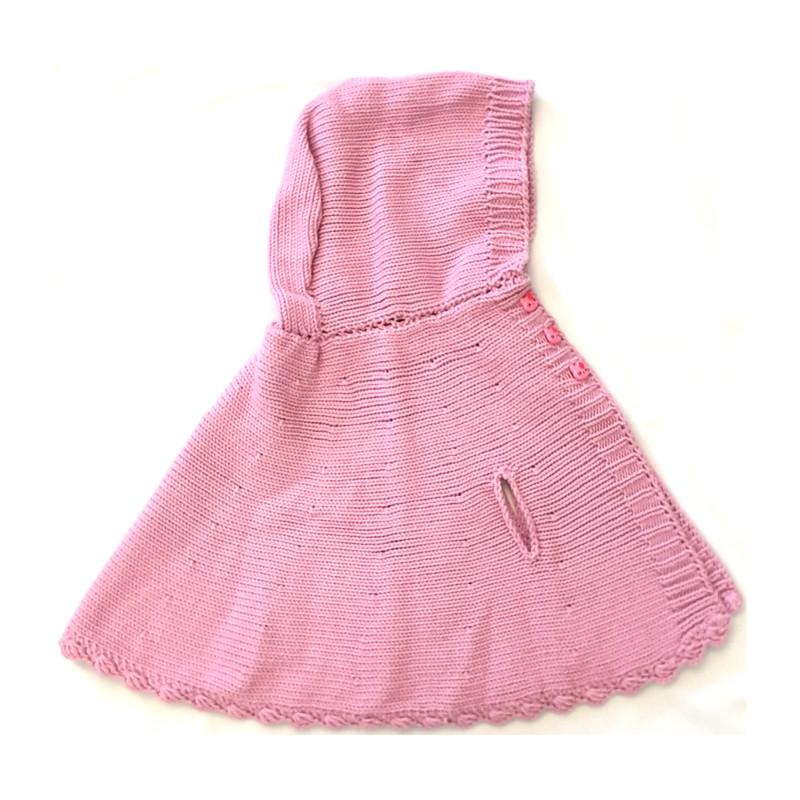 شنل بافت دخترانه كد PN02-PK