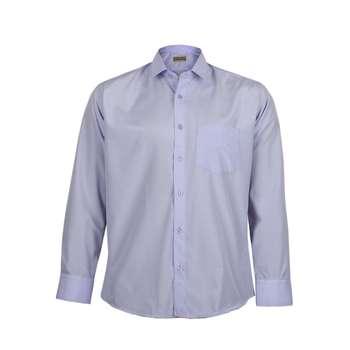 پیراهن آستین بلند مردانه ناوالس مدل TetronQ-BLi